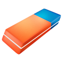documents, draft, eraser icon