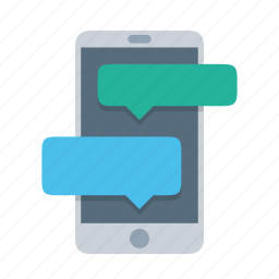 chat, discussion, message, messenger, sms, support icon