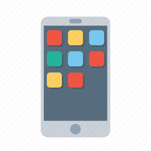 app, apps, mobile, phone icon