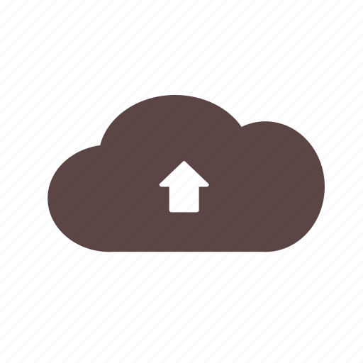 cloud, data, database, document, server, storage, upload icon