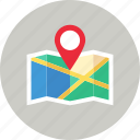 lacate icon, loaction pin, location, map icon