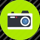 camera, camera icon, digital camera, photo shot icon