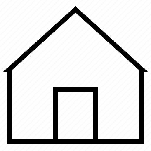 door, go back, home, home screen, homepage, house, previous icon