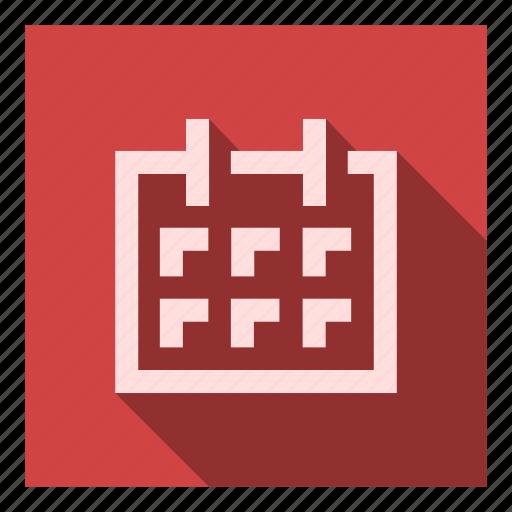 agenda, calendar, dates, events, meeting, schedule, ui icon