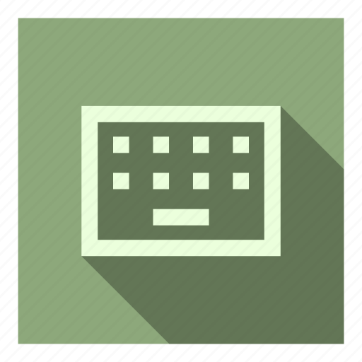 keyboard, keys, phone, settings, type, typer, typing icon