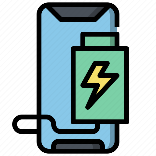 arrow, battery, charge, circular, full, level, status icon