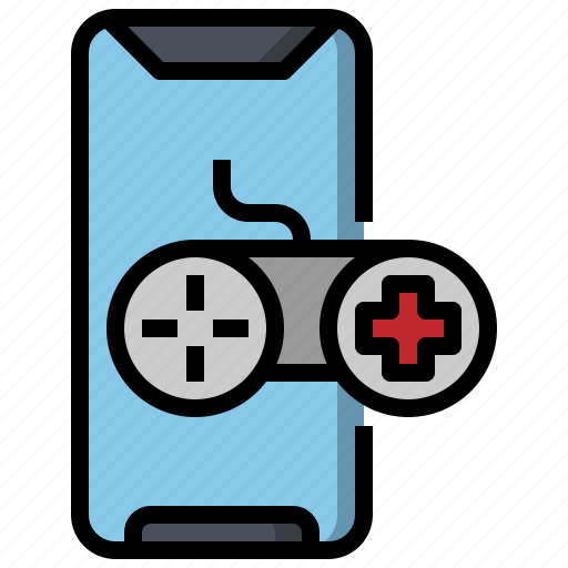console, controller, game, gamepad, gamer, gaming, video icon
