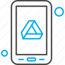 application, drive, mobile