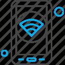 application, mobile, technology, wifi, wireless