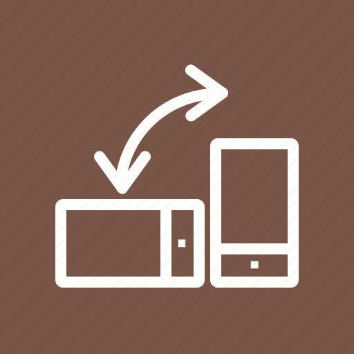 auto, mobile, phone, portrait orientation, rotate, rotation icon