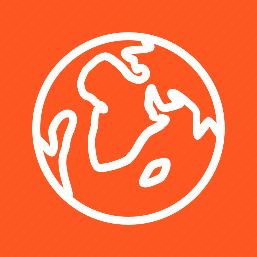 browser, earth, globe, internet, search, web, world icon