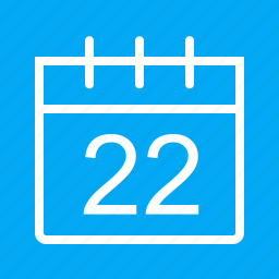 calendar, date, day, event, month, note, schedule icon