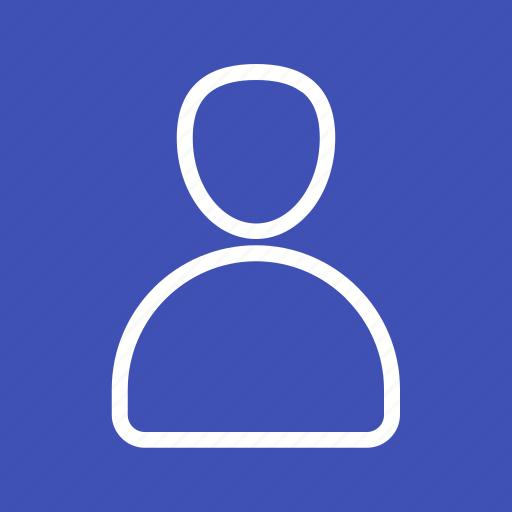 account, identity, man, member, person, profile, user icon