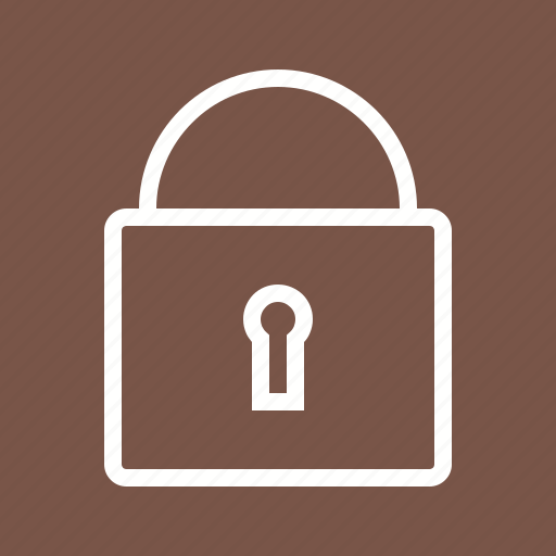lock, padlock, safety, secure, security, shield icon