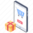 buy online, ecommerce, eshopping, mcommerce, mobile shopping, online shopping icon