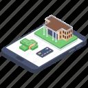 ebanking, ecommerce, mcommerce, mobile banking, online banking icon