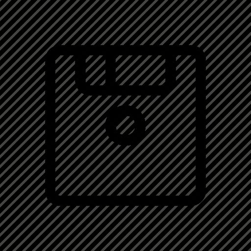 Save, guardar, disk icon - Download on Iconfinder