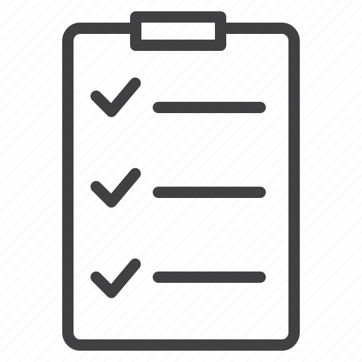 business, checklist, mobile, tasklist icon