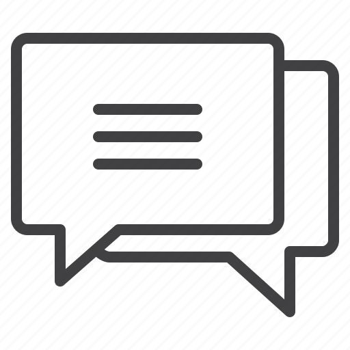 alternative, business, chat, message, mobile icon