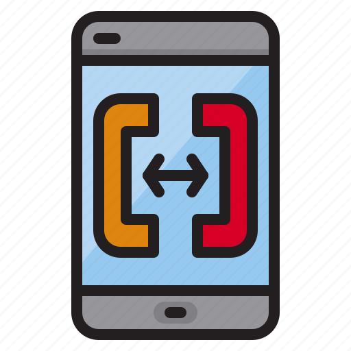 call, mobile, phone, technology icon
