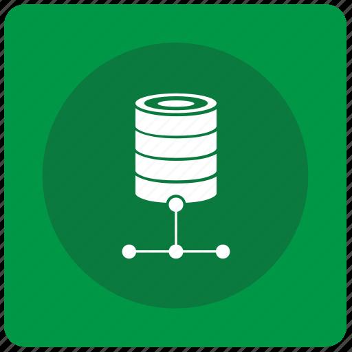 data, disk, hard, hdd, raid, storage icon