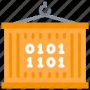 code, container, data, emm, mdm, uem icon