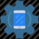 emm, iphone, mdm, settings, uem icon