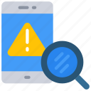 assesment, emm, evaluate, mdm, mobile, risk, uem icon