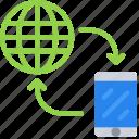 access, device, emm, internet, mdm, remote, uem icon