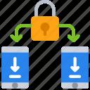 app, distribution, download, emm, mdm, secure icon
