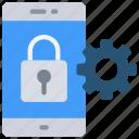 emm, iphone, management, mdm, mobile, secure, uem icon