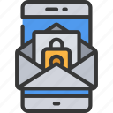 emails, emm, mdm, mobile, secure, uem icon