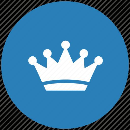 crown, form, kid, royal icon