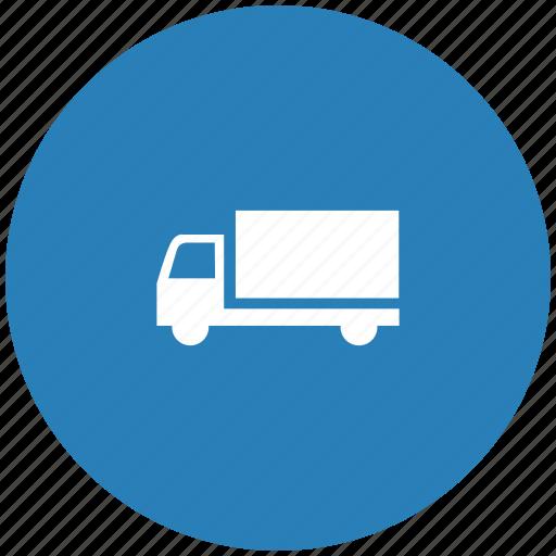 auto, car, delivery, form, truck icon