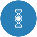 biology, biometry, blood, dna, form icon