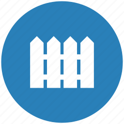border, fence, form, separate icon