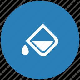 color, drop, fill, form, instrument, paint icon