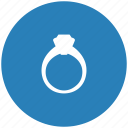 diamond, form, jewelry, ring icon