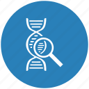 biometry, dna, form, scan, scanner icon