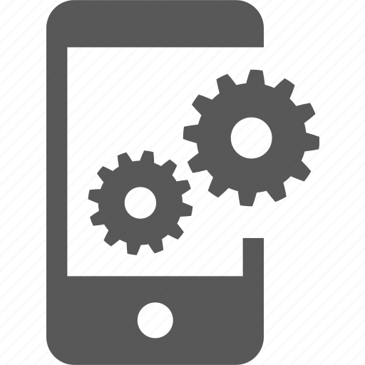 configuration, device, gear, mobile, repair, setting, tool icon
