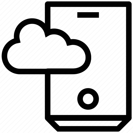 forecast, mobile, report, service, weather icon