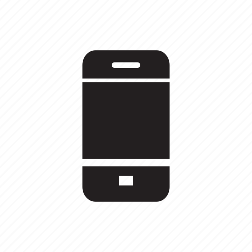 android, mobile, phone, small, smart icon