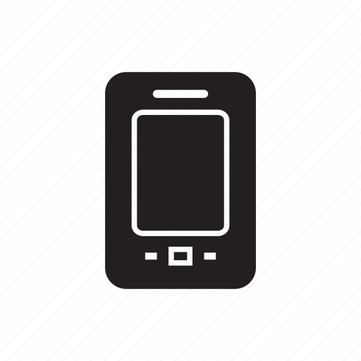 mobile, phone, screen, small, touch icon