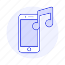 app, audio, media, mobile, phone, player, smartphone