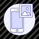 app, gallery, image, media, mobile, phone, smartphone