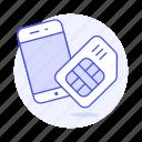 card, mobile, phone, sim, sin, smartphone, storage