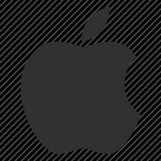 apple, fruit, i, pad icon