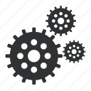 cogwheel, configurate, configure, gear, gears, gearwheel, go, mech, mechanic, mechanics, pinion, play, preferences, rackwheel, rotate, screw, settings, tool, tools, wheel icon