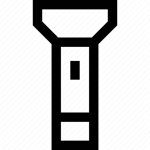 cell, light, mobile, phone, smart, torch icon