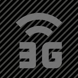 3g, signal icon